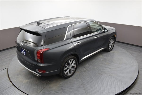 new rainforest 2021 hyundai palisade limited for sale in